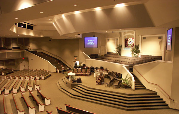 pentecostal church alexandria la